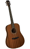 Bristol BD-15S Solid Top Dreadnaught Acoustic Guitar