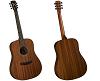 Bristol BD-15 Dreadnaught Acoustic Guitar