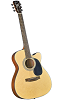 Bristol BM-16CE 000 Cutaway Acoustic-Electric Guitar