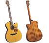 BLUERIDGE HISTORIC SERIES 000 GUITAR - BR-143CE