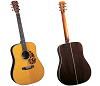 BLUERIDGE HISTORIC SERIES DREADNAUGHT ACOUSTIC GUITAR - BR160