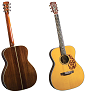 BLUERIDGE HISTORIC SERIES 000 CUTAWAY GUITAR - BR-163