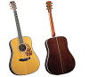BLUERIDGE HISTORIC SERIES DREADNAUGHT ACOUSTIC GUITAR - BR-180