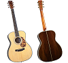 BLUERIDGE HISTORIC CRAFTSMAN SERIES  14-FRET 000 GUITAR - BR-183A