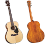 BLUERIDGE CONTEMPORARY SERIES BABY ACOUSTIC GUITAR-BR-41