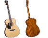 BLUERIDGE  CONTEMPORARY SERIES LEFT-HANDED DREADNAUGHT ACOUSTIC GUITAR-BR-43LH