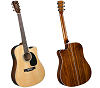 BLUERIDGE CONTEMPORARY SERIES DREADNAUGHT ACOUSTIC/ELECTRIC GUITAR-BR-60CE