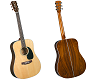 BLUERIDGE CONTEMPORARY SERIES GUITAR - BR-60