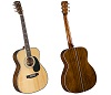 BLUERIDGE CONTEMPORARY CRAFTSMAN SERIES 000 GUITAR - BR-73A