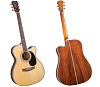 BLUERIDGE CONTEMPORARY SERIES 000 GUITAR - BR-73CE
