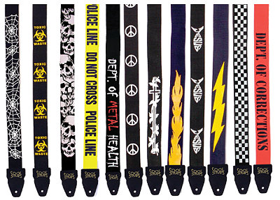Nylon Silk Screens Straps