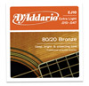 D'Addario 80/20 Bronze EJ10 Extra Light 10-47