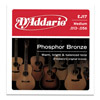 D'Addario Phosphor Bronze EJ17 Medium 13-56