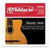 D'Addario Gypsy Jazz EJ83M Medium 11-45