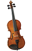 Cervini Novice Violin Outfit - 4/4-1/4 HV-200