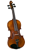 Cervini Educator Violin Outfit - 4/4-1/4 HV-700