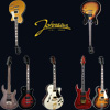 Johnson Instruments Electric and Bass Guitars