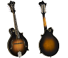 KENTUCKY MASTER MODEL F-MODEL MANDOLIN - KM-1050