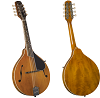 KENTUCKY ARTIST A-MODEL MANDOLIN -TRANSPARENT AMBER- KM-252