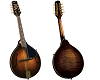 KENTUCKY DELUXE ARTIST A-MODEL MANDOLIN - KM-500
