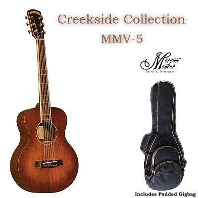 Morgan Monroe Creekside Acoustic Guitar MMV-5B