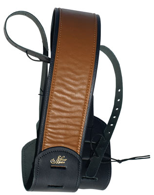 Morgan Monroe Leather Banjo Straps - MB-2