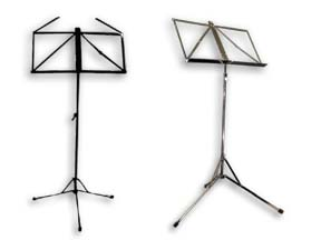 Stage Mate Black Music Folding Stand SM-MS1