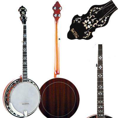 Recording King The Songster Banjo - RK-R20