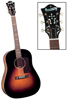 BLUERIDGE CONTEMPORARY SERIES ACOUSTIC GUITAR  - BG-60