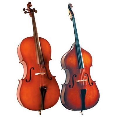  Violin, Chello &amp; Bass
