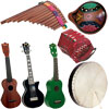 Saga Folk Instruments