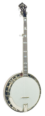 Recording King - The Elite Banjo - RK-ELITE-75